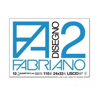 ALBUM FABRIANO F2 24X33...