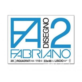 ALBUM FABRIANO F2 33X48CM...