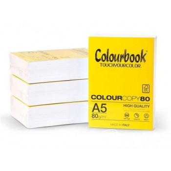 RISMA COLOURBOOK A5 80GR 500FF